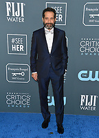 SANTA MONICA, USA. January 12, 2020: Tony Shalhoub at the 25th Annual Critics' Choice Awards at the Barker Hangar, Santa Monica.<br /> Picture: Paul Smith/Featureflash