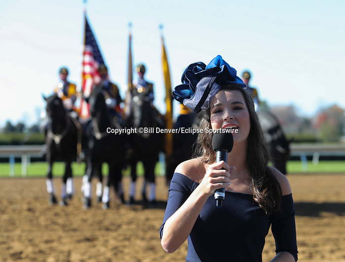 November 7, 2020 : Scenes from Breeders' Cup Championship Saturday at Keeneland Race Course in Lexington, Kentucky on November 7, 2020. Bill Denver/Breeders' Cup/Eclipse Sportswire/CSM
