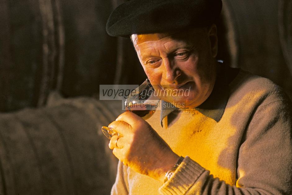 Europe/France/Poitou-Charentes/16/Charente/Cognac: Dégustation de cognac chez Otard à Cognac [Non destiné à un usage publicitaire - Not intended for an advertising use]