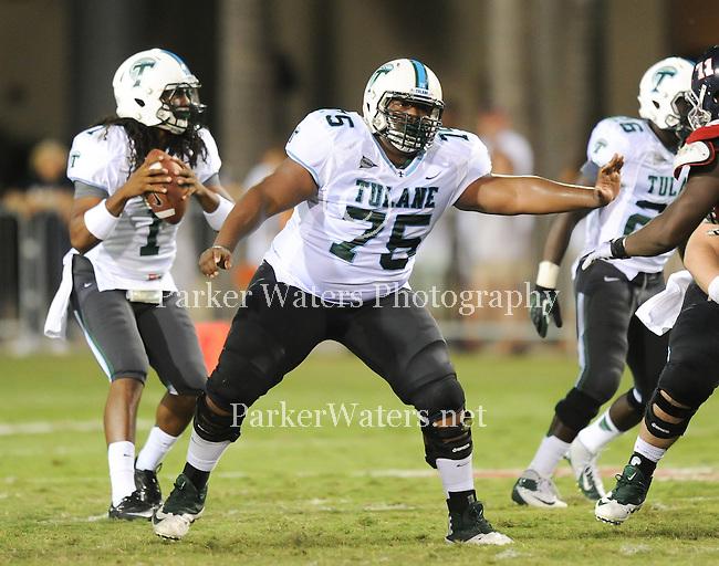 Tulane falls to Florida Atlantic University, 34-17.