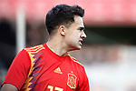 -Spain's Sergio Reguilon   during the International Friendly match on 21th March, 2019 in Granada, Spain. (ALTERPHOTOS/Alconada)