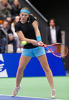 16-12-10, Tennis, Rotterdam, Reaal Tennis Masters 2010,   Indy de Vroome  Angelique van der Meet