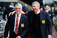 Sunday, 23 November 2012<br /> <br /> Pictured: Sir Alex Furgeson<br /> <br /> Re: Barclays Premier League, Swansea City FC v Manchester United at the Liberty Stadium, south Wales.