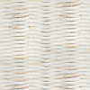 Cane Weave, a hand-cut stone mosaic, shown in honed Cloud Nine , is part of the Tissé™ collection for New Ravenna.