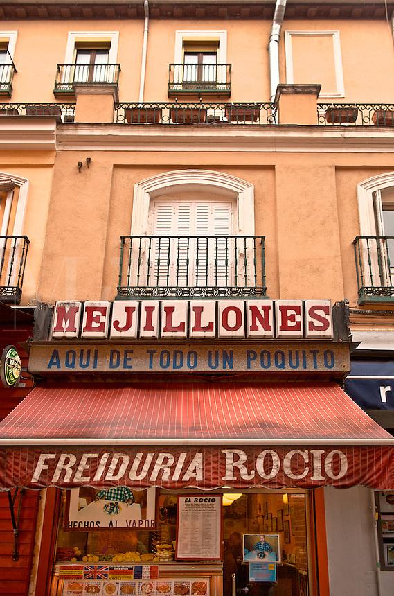 El Rocio restaurant, Madrid, Spain