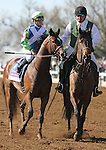 April 11, 2015: Divining Rod and jockey Julien Leparoux win the 34th running of the Coolmore Lexington Stakes Grade 3 $250,000 at Keeneland race course for owner Lael Stables and trainer Arnaud Delacour.   Candice Chavez/ESW/CSM