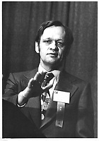 Jean Chretien, Date inconnue, vers 1980<br /> <br /> <br /> PHOTO : Agence Quebec Prese