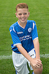St Johnstone FC Academy Under 13's<br /> Lewis Finnie<br /> Picture by Graeme Hart.<br /> Copyright Perthshire Picture Agency<br /> Tel: 01738 623350  Mobile: 07990 594431