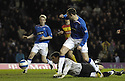 19/03/2008    Copyright Pic: James Stewart.File Name : sct_jspa05_rangers v partick.KRIS BOYD SCORES RANGERS' EQUALISER....James Stewart Photo Agency 19 Carronlea Drive, Falkirk. FK2 8DN      Vat Reg No. 607 6932 25.Studio      : +44 (0)1324 611191 .Mobile      : +44 (0)7721 416997.E-mail  :  jim@jspa.co.uk.If you require further information then contact Jim Stewart on any of the numbers above........