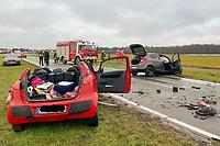 30.01.2021: Verkehrsunfall bei Worfelden