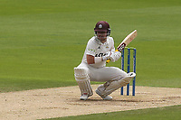 Surrey batsman, Rory Burns during Surrey CCC vs Somerset CCC, LV Insurance County Championship Group 2 Cricket at the Kia Oval on 13th July 2021