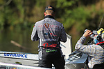 August 11, 2019: Final day on the water of the Forrest Wood Cup on Lake Hamilton in Hot Springs, Arkansas. ©Justin Manning/Eclipse Sportswire/CSM