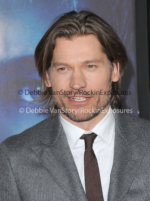 Nikolaj Coster-Waldau at HBO's L.A. Premiere of Game of Thrones  held at The Grauman's Chinese Theater in Hollywood, California on March 18,2013                                                                   Copyright 2013 Hollywood Press Agency