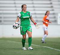 Robyn Jones.  The D.C. United Women defeated the Charlotte Lady Eagles, 3-0, to win the W-League Eastern Conference Championship.