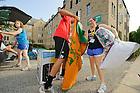 Aug. 19, 2011; Move-in 2011..Photo by Matt Cashore/University of Notre Dame