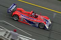 The #74 Robinson Racing entry..39th Rolex 24 at Daytona, 3/4 February,2001 Daytona International Speedway  Daytona Beach,Florida,USA.©F.Peirce Williams 2001 ..