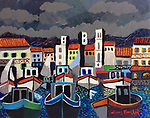 France; St Jean du Luz<br />