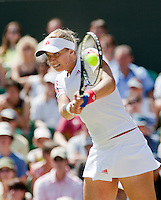 30-6-09, England, London, Wimbledon,  Sabine Lisicki