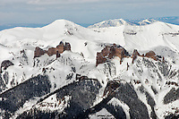 South Baldy Mountain, Gunnison County, Colorado