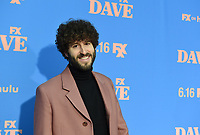 """LOS ANGELES, CA - JUNE 10: Dave Burd attends the Season Two Red Carpet event for FXX's """"DAVE"""" at the Greek Theater on June 10, 2021 in Los Angeles, California. (Photo by Frank Micelotta/FXX/PictureGroup)"""
