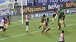 Junior igualó 0-0 con Deportes Tolima . Fecha 4 Liga II-2021.