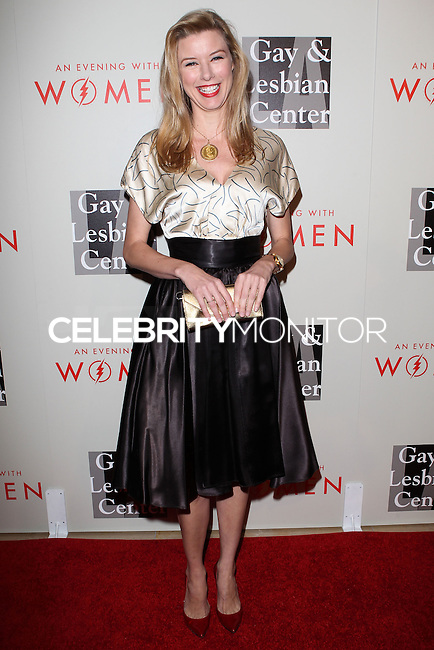 """BEVERLY HILLS, CA, USA - MAY 10: Andrea Harrison at the """"An Evening With Women"""" 2014 Benefiting L.A. Gay & Lesbian Center held at the Beverly Hilton Hotel on May 10, 2014 in Beverly Hills, California, United States. (Photo by Celebrity Monitor)"""