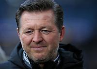 17.03.2018, Football 1. Bundesliga 2017/2018, 27.  match day, Hamburger SV - Hertha BSC Berlin, Volksparkstadium Hamburg. Trainer Christian Titz (Hamburg)  *** Local Caption *** © pixathlon<br /> <br /> Contact: +49-40-22 63 02 60 , info@pixathlon.de