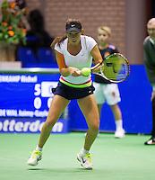 13-12-12, Rotterdam, Tennis Masters 2012,    Jaimy-Gayle van de Wal