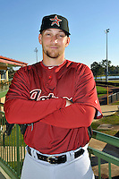 Feb 25, 2010; Kissimmee, FL, USA; The Houston Astros pitcher Shane Loux (65) during photoday at Osceola County Stadium. Mandatory Credit: Tomasso De Rosa / Four Seam Images