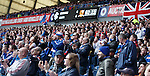 Applause on 2 minutes for the memory of Sandy Jardine