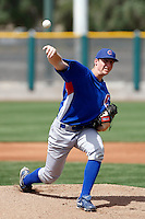 Kevin Kreier - Chicago Cubs - 2009 spring training.Photo by:  Bill Mitchell/Four Seam Images