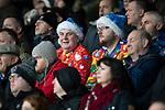 St Mirren v St Johnstone…26.12.18…   St Mirren Park    SPFL<br />Saints fans in the Christmas spirit<br />Picture by Graeme Hart. <br />Copyright Perthshire Picture Agency<br />Tel: 01738 623350  Mobile: 07990 594431