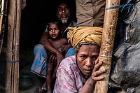 Bangladesh. Rohingya Exodus. 2018