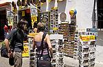 www.travel-lightart.com, ©Paul J. Trummer, Andalucia, Andalusia, Cordoba, Europe, Geography, Spain, Andalusien, Cordoba Stadt, Europa, Geografie, Spanien, Cordoba Ciudad, España, Geografia, Cordoba City, Besucher, Lebewesen, Leute, Mensch, Menschen, Person, Personen, Tourist, Touristen, folks, human, human being, human beings, humans, living being, people, persons, Tourists, localities, shop, shops, souvenir shop, souvenir shops, stores, Andenkengeschäft, Andenkenladen, Geschaeft, Geschaefte, Geschäfte, ladenlokal, Örtlichkeiten, Souvenirgeschäft, Souvenirgeschäfte, Souvenirladen, Ansichtskarte, Ansichtskarten, bühne, Dinge, Druckerzeugnis, Druckerzeugnisse, Gegenstand, Gegenstände, Postkarte, Postkarten, Sachen, greeting card, greeting cards, objects, post card, post cards, postcard, postcards, publications, things,