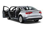 Car images close up view of 2015-2016 Audi A4 Premium 4 Door Sedan doors