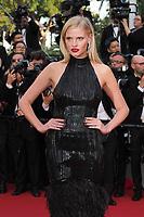 "Lara Stone<br /> ""The Beguiled"" Red Carpet<br /> Festival de Cannes 2017"