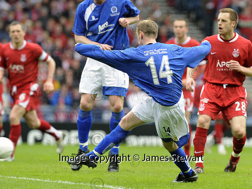 12/04/2008    Copyright Pic: James Stewart.File Name : sct_jspa20_qots_v_aberdeen.JOHN STEWART SCORES THE FOURTH FOR QUEEN OF THE SOUTH....James Stewart Photo Agency 19 Carronlea Drive, Falkirk. FK2 8DN      Vat Reg No. 607 6932 25.Studio      : +44 (0)1324 611191 .Mobile      : +44 (0)7721 416997.E-mail  :  jim@jspa.co.uk.If you require further information then contact Jim Stewart on any of the numbers above........