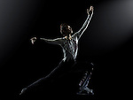 Harry Lee, Hong Kong figure Skater. Photo by Victor Fraile / illume visuals