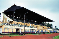 BKV Elore Sport Club (Budapest, Hungary), pictured in August 1996 - Gavin Ellis/TGSPHOTO - Self billing applies where appropriate - 0845 094 6026 - contact@tgsphoto.co.uk - NO UNPAID USE..