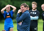St Johnstone Pre-Season Training in Northern Ireland.. 08.07.16<br />Manager Tommy Wright<br />Picture by Graeme Hart.<br />Copyright Perthshire Picture Agency<br />Tel: 01738 623350  Mobile: 07990 594431