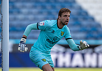 12th September 2020 The John Smiths Stadium, Huddersfield, Yorkshire, England; English Championship Football, Huddersfield Town versus Norwich City;  Tim Krul of Norwich City