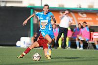 4th September 2021; Agostino di Bartolomei Stadium, Rome, Italy; Serie A womens championship football, AS Roma versus Napoli ; Kaja Erzen of Napoli