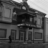 Street photography<br /> in Hull or Ottawa  , circa 1975