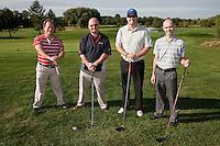Nottingham Post - from left, John Frith, Andrew Harvey, Nick Hood and Simon Cooper