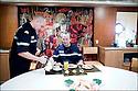 2009 / Appartement du Commandant<br /> Le petit déjeuner