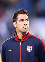 Carlos Bocanegra. The USMNT tied Argentina, 1-1, at the New Meadowlands Stadium in East Rutherford, NJ.