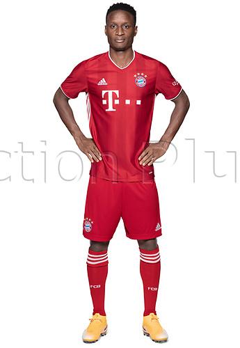 26th October 2020, Munich, Germany; Bayern Munich official seasons portraits for season 2020-21;  Bouna Sarr