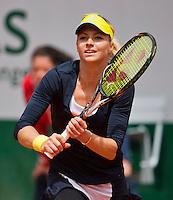 03-06-13, Tennis, France, Paris, Roland Garros,  Maria Kirilenko
