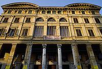 - Carrara, palazzo Germinal, sede storica della FAI, Federazione Anarchica Italiana<br /> <br /> - Carrara, Germinal Palace, historic home of the FAI, the Italian Anarchist Federation