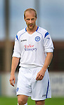 St Johnstone FC....Season 2010-11.Stewart Duff.Picture by Graeme Hart..Copyright Perthshire Picture Agency.Tel: 01738 623350  Mobile: 07990 594431